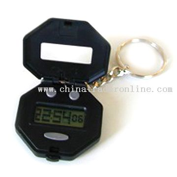 Count Down Timer with Key Ring