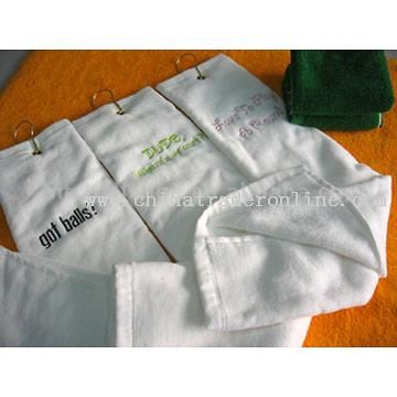Golf Towel from China