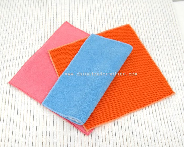 microfiber towel from China