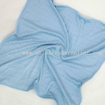 plain knitting cloth from China