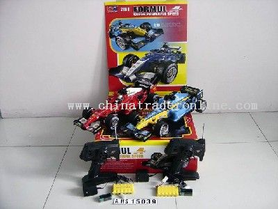 1:10 R/C F1 from China