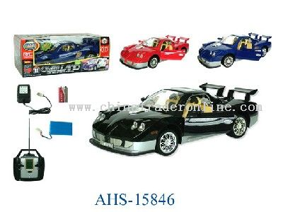 1:10 SCALE R/C CAR