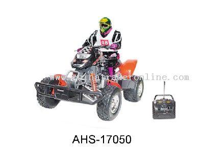 Beach Motorcycle