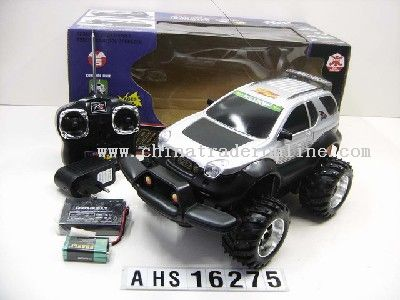 R/C Cross-Country Car from China