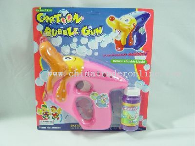 Cartoon Blister Gun