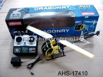 R/C Dragonfly Plane