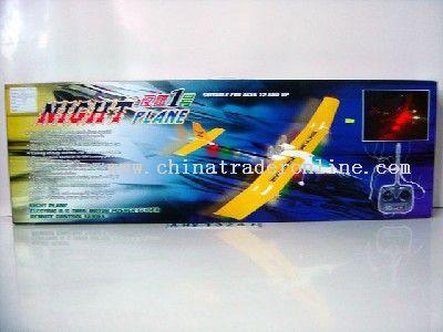 R/C Plane with light