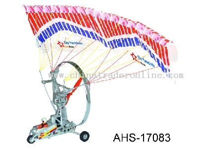 R/C Sky Parachute