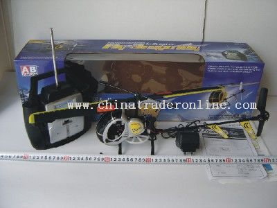R/C helicopter from China