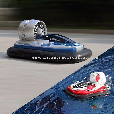 1:8 Radio controlled hovercraft