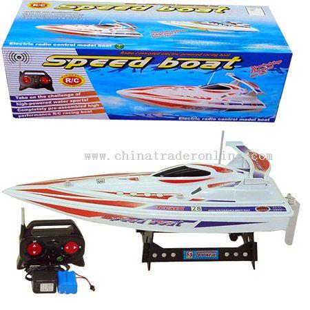 R/C Boat
