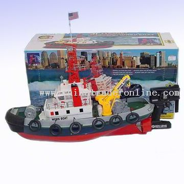 R/C Naval Vessel