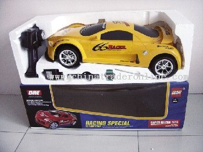 1:8 4 Channel R/C CAR from China