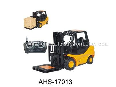 R/C Mini Mobile Machinery Shop