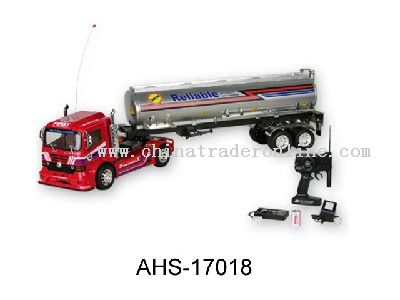R/C Tank Truck from China