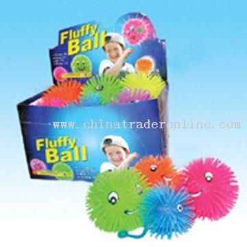Smile Puffer Balls