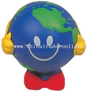 PU Earth Man