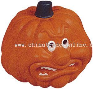 Pu Angry Pumpkin
