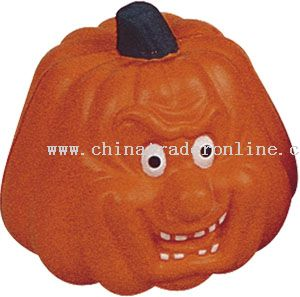 Pu Smiling Pumpkin