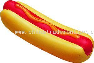 PU Hot Dog from China