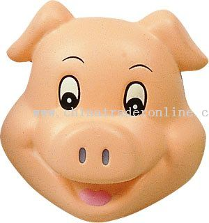 PU Pig Head