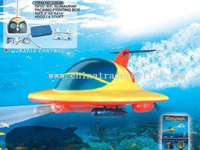 R/C Submarine