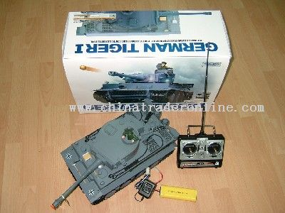 1/16 Wireless R/C Tank