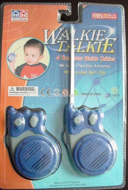 Children Walkie Talkie