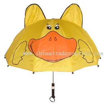 Childrens Umbrella with Ear