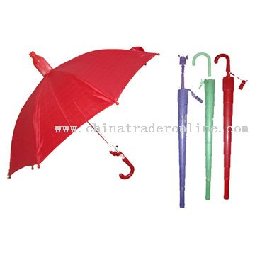 Childrens Umbrellas with Water Cup