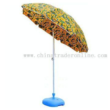 Deluxe Beach Umbrella