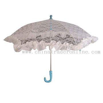 Hand Open Kids Craftwork Umbrella