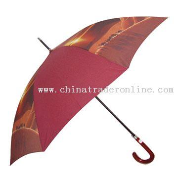 Off-Set Printed Umbrella from China