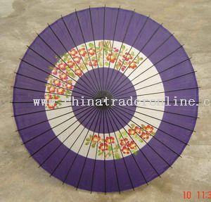 Silk-cloth umbrellas