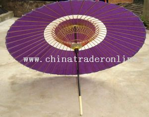 Silk-cloth umbrellas