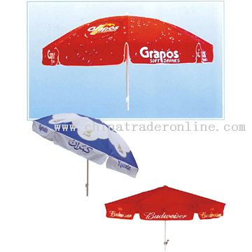 Promotions Umbrellas
