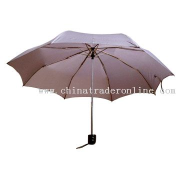 Quadruple Folding Umbrella