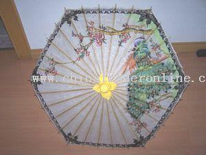 Strange shape umbrellas from China