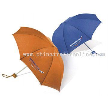 Three-Folded Umbrella