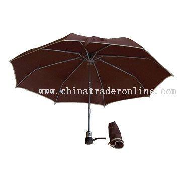 Triple Folding Umbrella