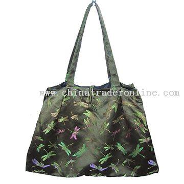 Large Dragon Fly Shopping Handbag