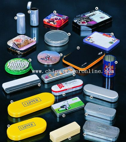 Pencil Boxes from China