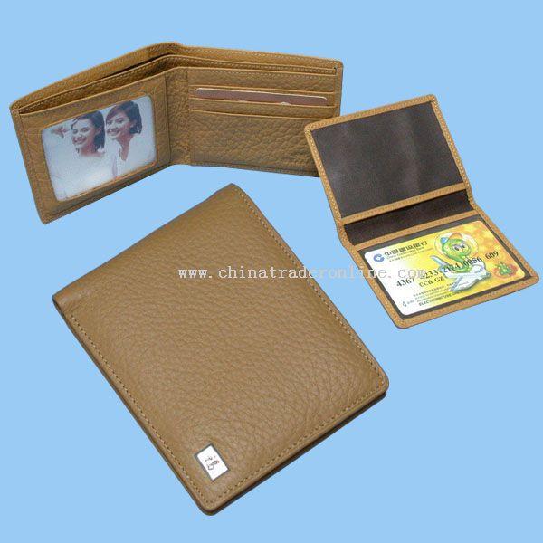 Dermic Wallet