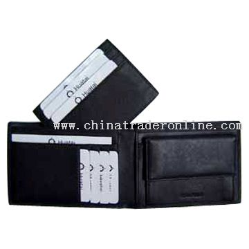 custom Genuine Leather Wallet-Chinese Genuine Leather Wallet dropship 