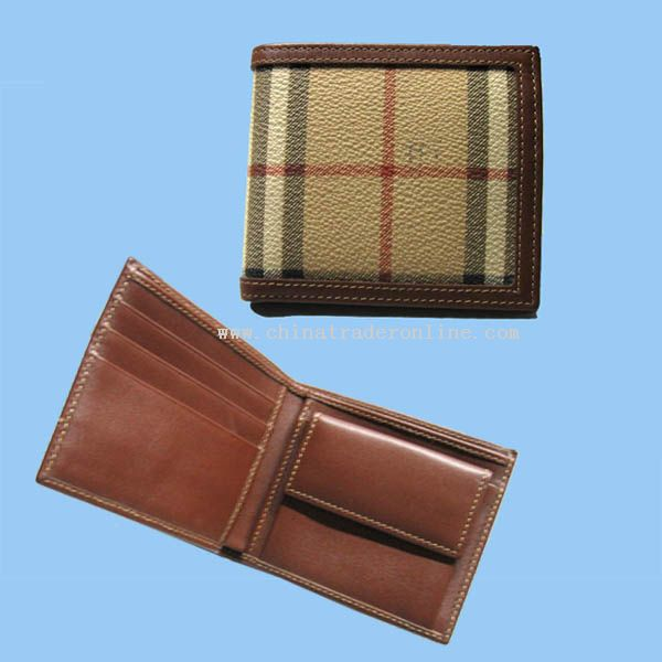 Pvc Wallet from China
