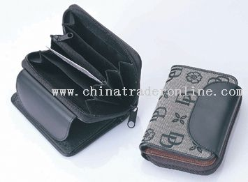 cloth multilayer wallet