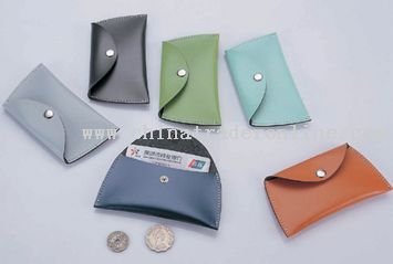 leisure changes wallet ,clip wallet