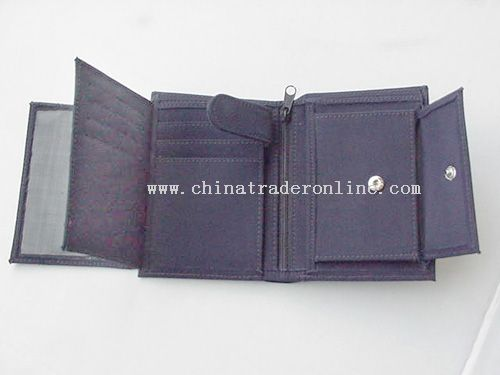 Multi function Fabric Wallet