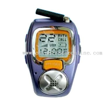 Backlit Digital Watch