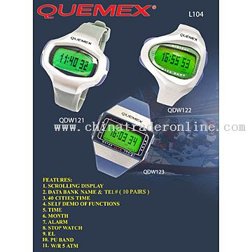 LCD Watches